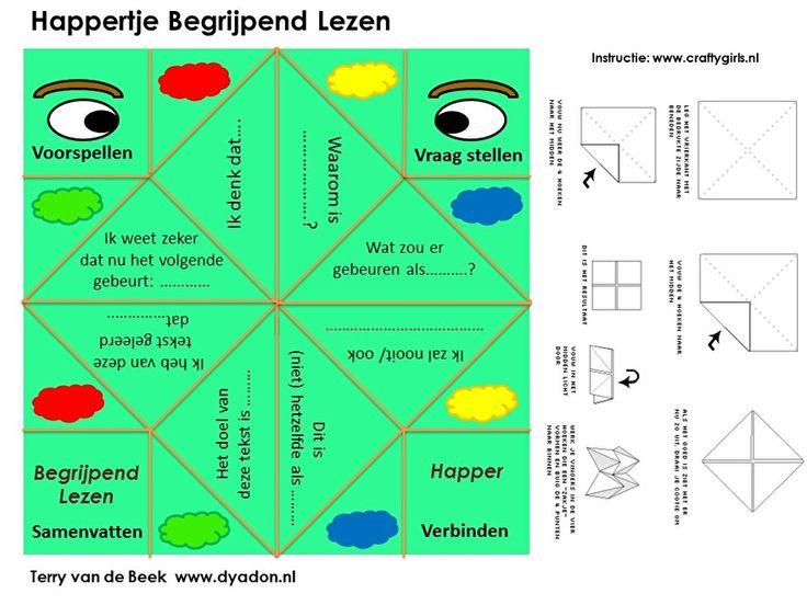 Happertje Begrijpend Lezen | De Dyslexie-Express
