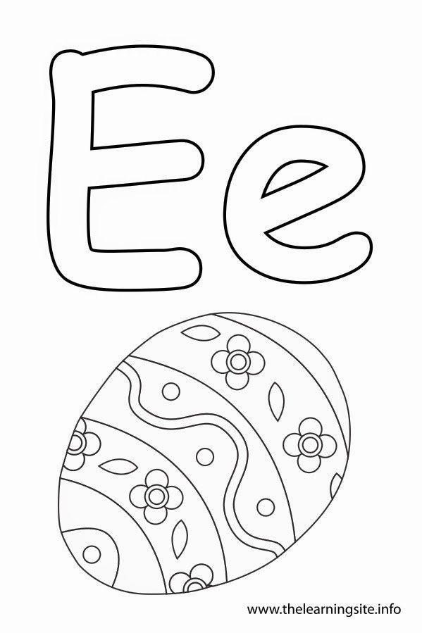 Letter E Coloring Page New Sgblogosfera Mara Jose Argueso Alphabet Flashcards Alphabet Coloring Pages Alphabet Coloring Printable Coloring