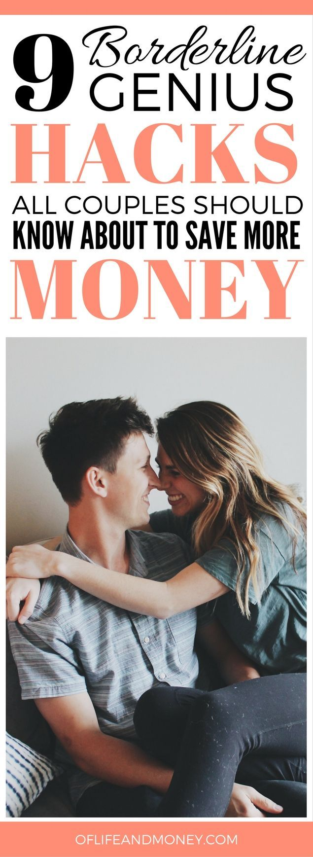 If you're in a relationship, then these money saving tips are need to know. Save money and maximize your income every month by reading this post. #money #personalfinance #couplesgoals #advice