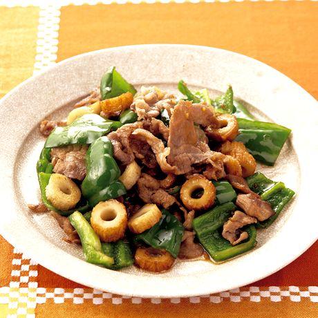 豚肉とピーマンの甘辛炒め | 外処佳絵さんの炒めものの料理レシピ | プロの簡単料理レシピはレタスクラブニュース
