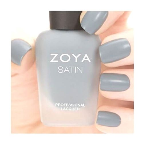 Tove Nail Polish By Zoya #MatteNailPolish