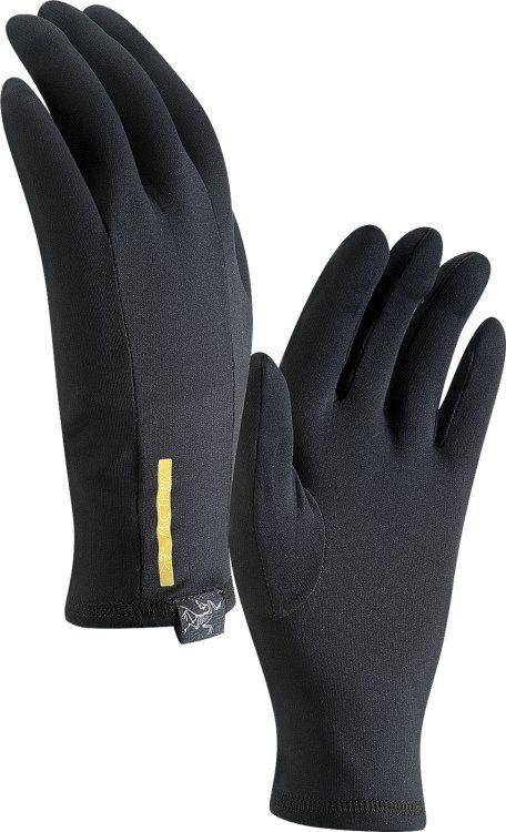 Arc'teryx Phase Liner Glove BLK/Black XS ‹ Sportsnett