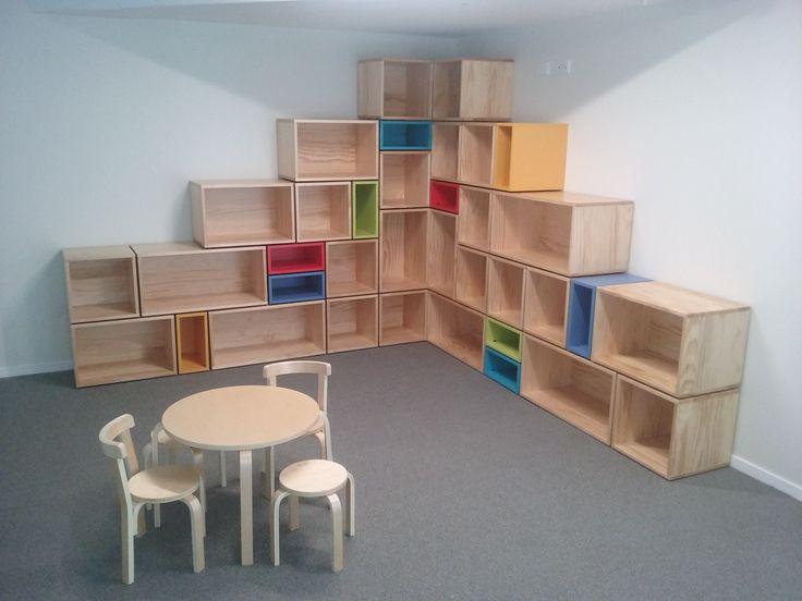 Lundia Ecobox in the new Ronald McDonald House, Grafton, Auckland