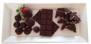 If you have a Thermomix, then this recipe shows you step by step how to make healthy home made chocolate!