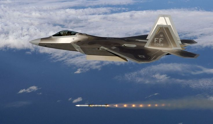 U.S Air Force most feared weapons.