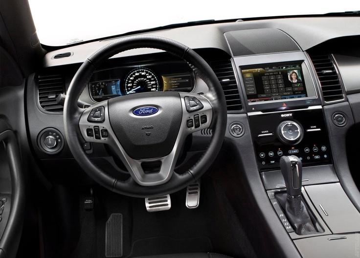 2013 Ford Taurus http://palmcoastford.com/Flagler-County/Dealer/New/Ford/Taurus/