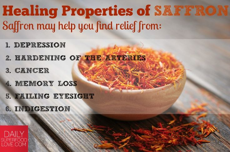 Only a few studies have been conducted on saffron health benefits, but those few studies revealed REMARKABLE results! Find out what many use it as a remedy for here... #NaturalHealthRemedies #Saffron #SuperSpice