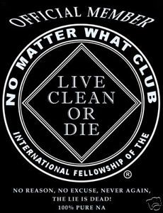 Narcotics Anonymous No Matter What Club T Shirt | eBay