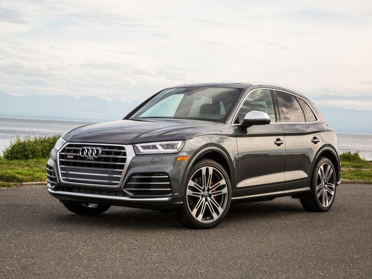 L' Audi SQ5 TFSI 2018 a enfin été dévoilé au Detroit Motor Show 2017 comme la version la plus puissante de la deuxième génération d'Audi Q5.