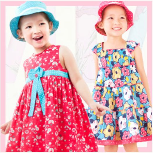 Our NEW and STUNNING Little Girls Summer Dresses are now available online at http://eternalcreation.com/girls-toddler-dresses  Enter SUMSHIP at checkout for Free Shipping!  Enjoy!