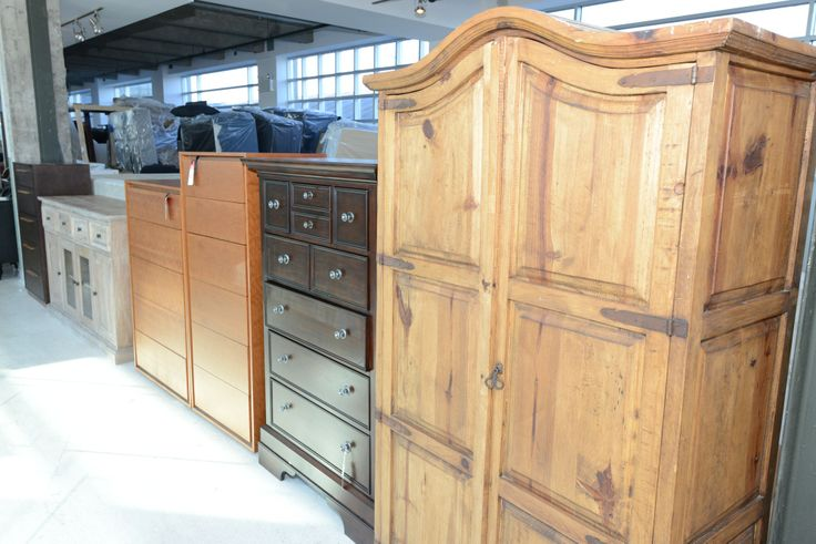 GH Johnson Living Room Cabinets