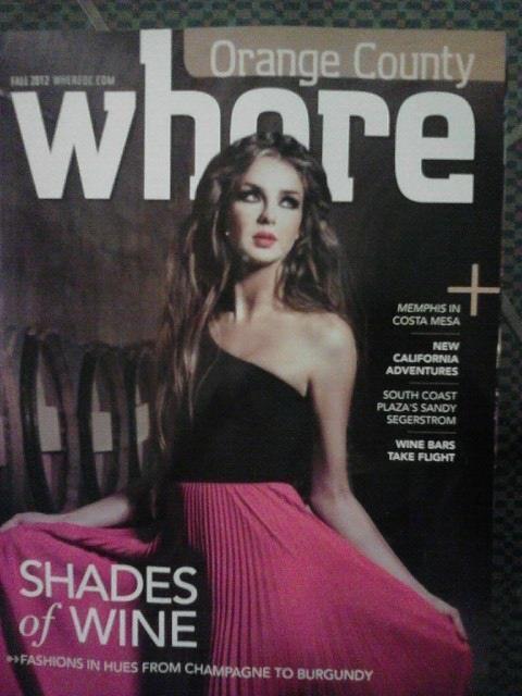 Orange County Where magazine photo fail