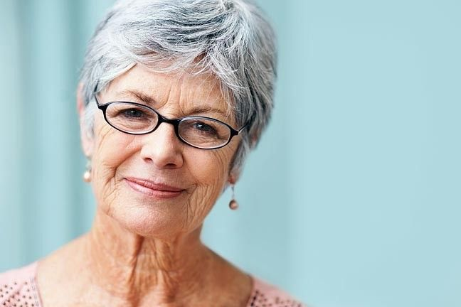 Which Haircuts Look Best on Older Women? - LiveAbout