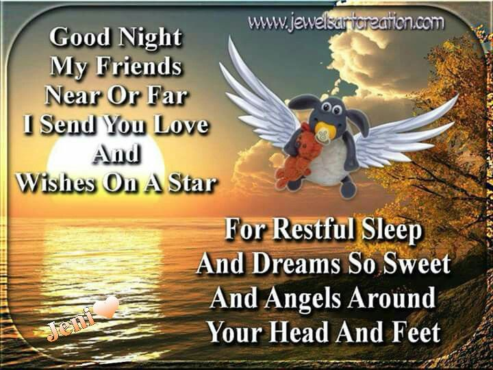 Good Night Blessings Images And Quotes: 1000+ Images About ♡ GOOD NIGHT ♡ On Pinterest
