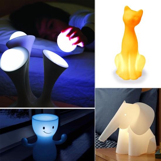 Modern Night Lights to Keep Monsters Away