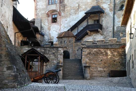 Orava Castle (Oravsky Podzamok, Slovakia)