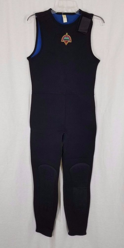 Mares Latitude Line Neoprene Sleeveless Scuba Diving Surfing Wetsuit MM Men's M #Mares