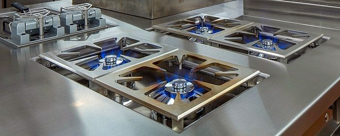 Appliances - Gas Burner | Marrone Custom Cooking