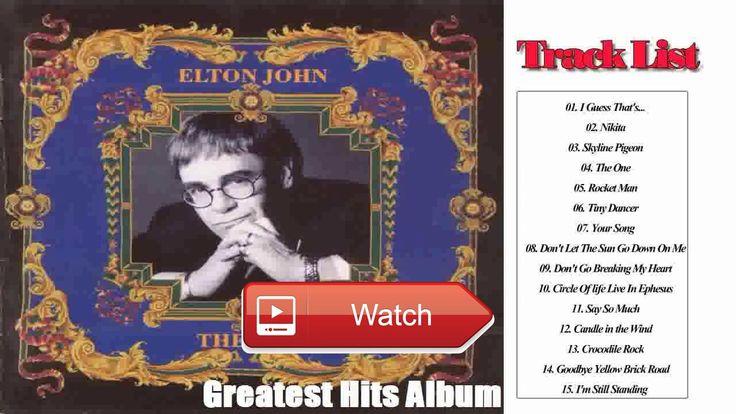 Elton John Greatest Hits Full AlbumCoverThe Best Cover Songs Of Elton John Nonstop Playlist  ELton John Greatest Hits Full AlbumCoverThe Best Cover Songs Of Elton John Nonstop Playlistelton john rocket man