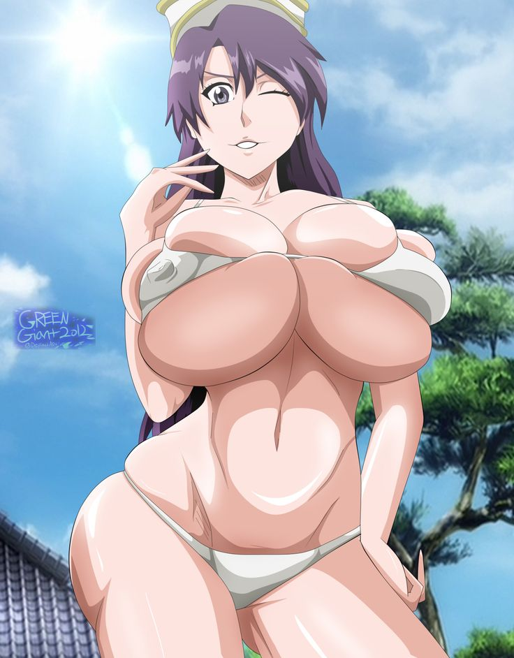 naked sexy beautiful bleach girls