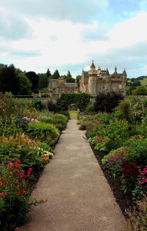 Abbotsford House by Mr. Evil Cheese Scientist