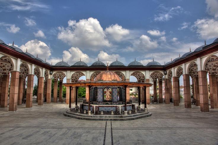 Mihraplı Mosque, bursa Turkey