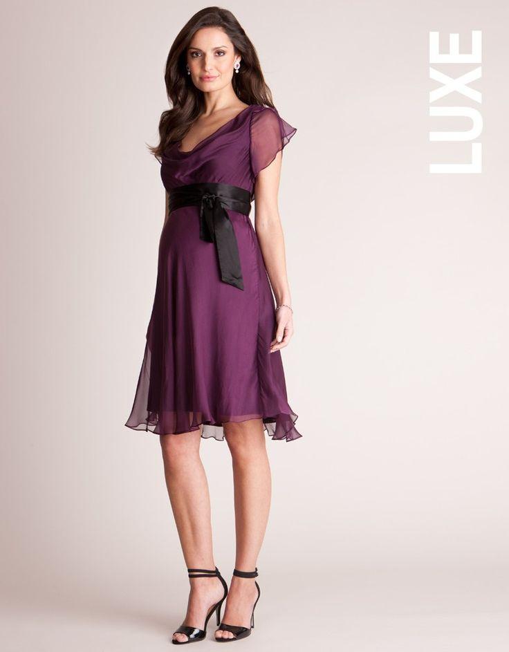Designer Maternity Bridesmaid Dresses