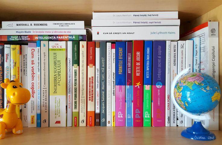 Găsiți în articol e serie de cărți utile pentru părinți pe care le-am citit și pe care le recomand cu căldură oricărui părinte sau părinte în devenire.