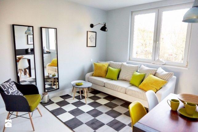 O amenajare de apartament mic care ne inspira- Inspiratie in amenajarea casei - www.povesteacasei.ro