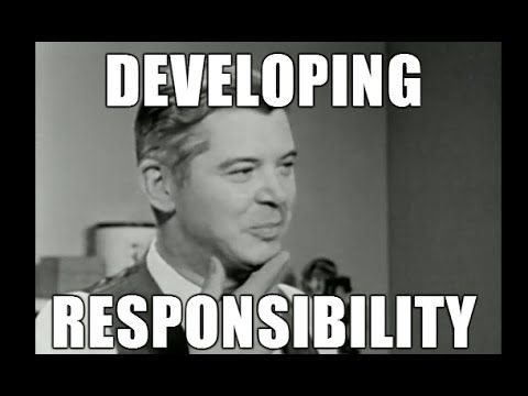 Developing Responsibility | Responsibilities at Home