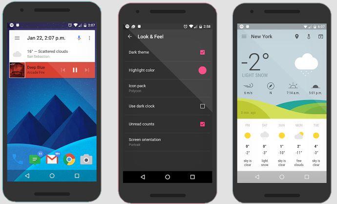 Apklio - Apk for Android: ASAP Launcher Prime v1.16 apk