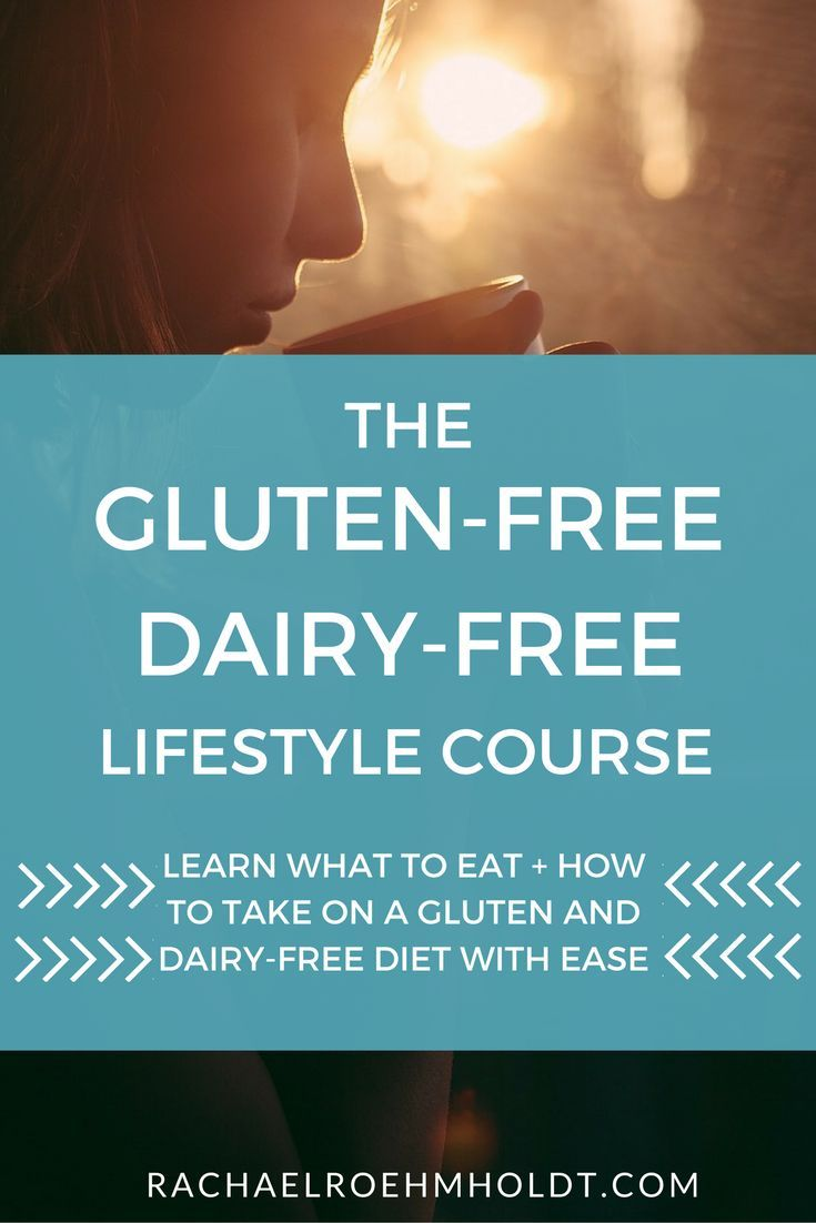 Are you looking to go gluten-free dairy-free? Not sure what to eat for breakfast, lunch, dinner, or desserts? Need snack ideas or just tips on how to make this diet work for you? Click through to get access to the free Gluten-free Dairy-free Lifestyle Course created by someone who has food intolerances just like you.