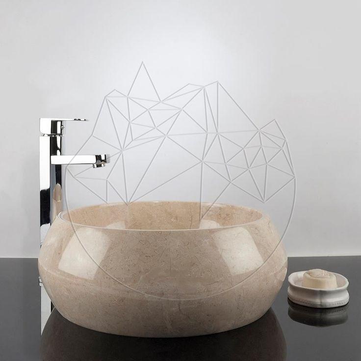 Chiuvete marmura pentru baie pe blat - PiatraOnline.ro