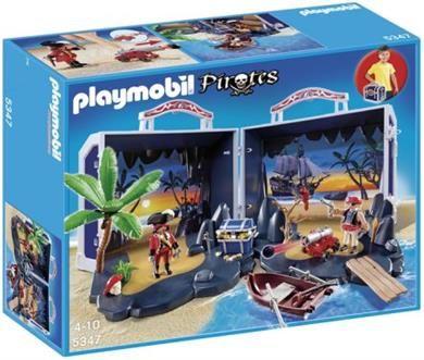 Playmobil Πειρατικό Βαλιτσάκι (5347) 29.99