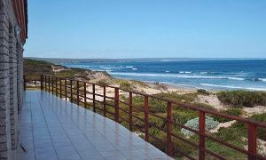 Groupon - Witsand: Two or Three-Night Weekend or Weekday Self-Catering Stay for Up to Four People at Mystical Summer Guesthouse in Witsand. Groupon deal price: R 979