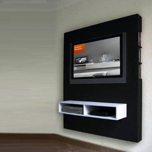 panel lcd tv led melamina denver