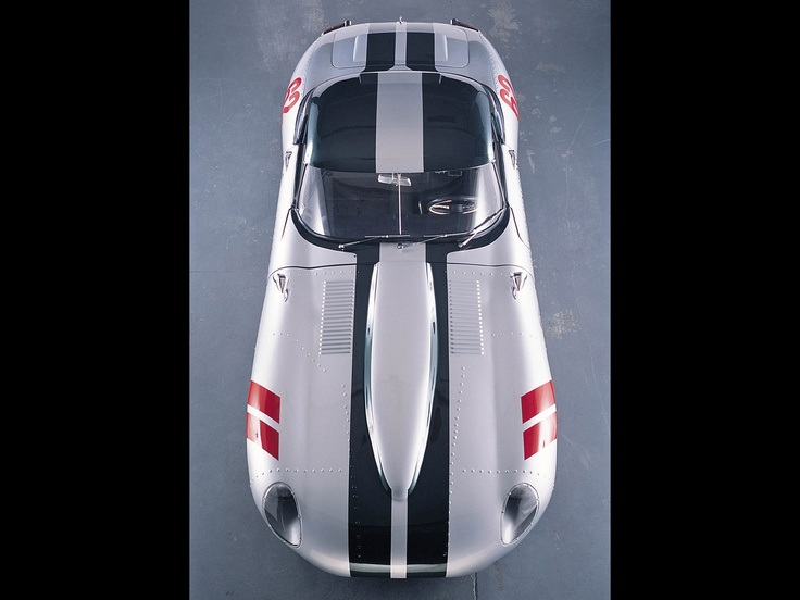 Jaguar Select Edition Racing - 1962 Jaguar E-Type Roadster.