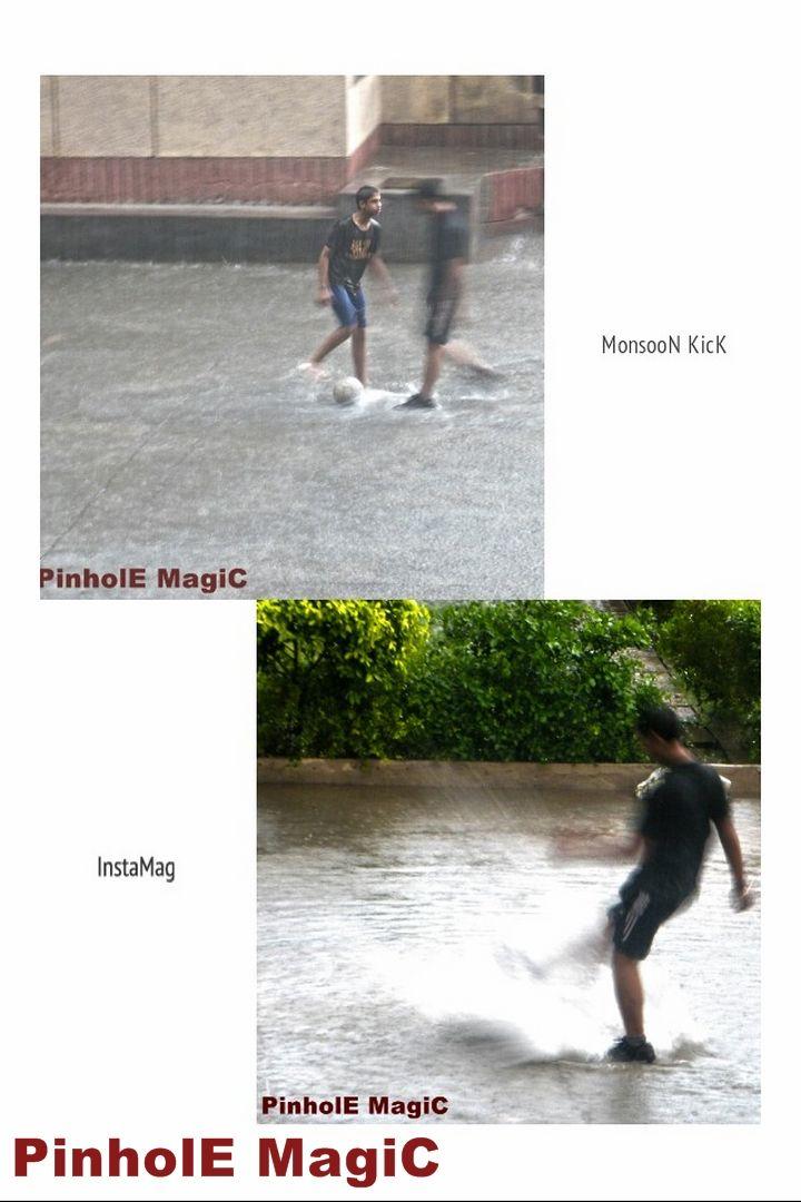 Kick of Delhi MonsoonS