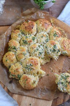 Parmesan Lauch Broetchensonne und Ofenmoehren Lauch Parmesan Suppe | Das Knusperstübchen