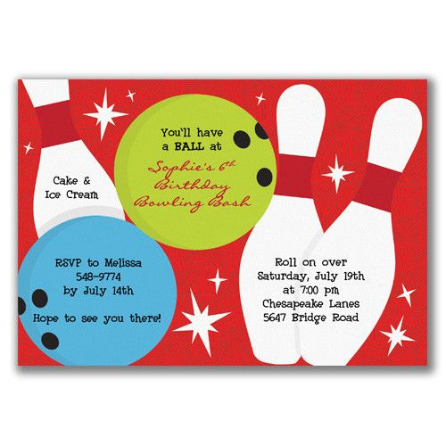 1000 images about bowling – Bowling Party Invitation Wording