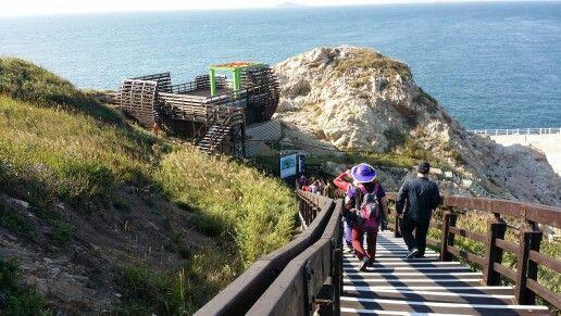 South Korea  태안반도 옹도등대