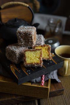 Ламингтон (Lamington) — австралийский чудо-десерт