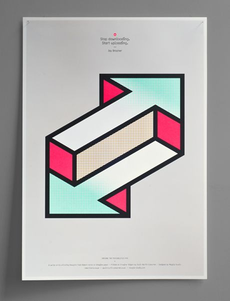 design graphique, illustration, print