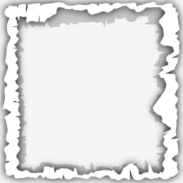 Paper Frame On Tranparent Background White Transparent Screen Cool Effect Png Transparent Clipart Image And Psd File For Free Download Paper Frames Simple Photo Frame Flower Frame