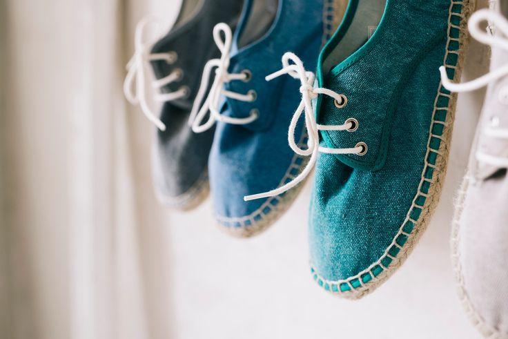 """Siguiendo los pasos de Pablo Picasso: """"Apaga el gris de tu vida y saca los colores que llevas dentro"""" con estas alpargatas de nuestra marca Jeromin. ¿Bonitas,verdad?"""