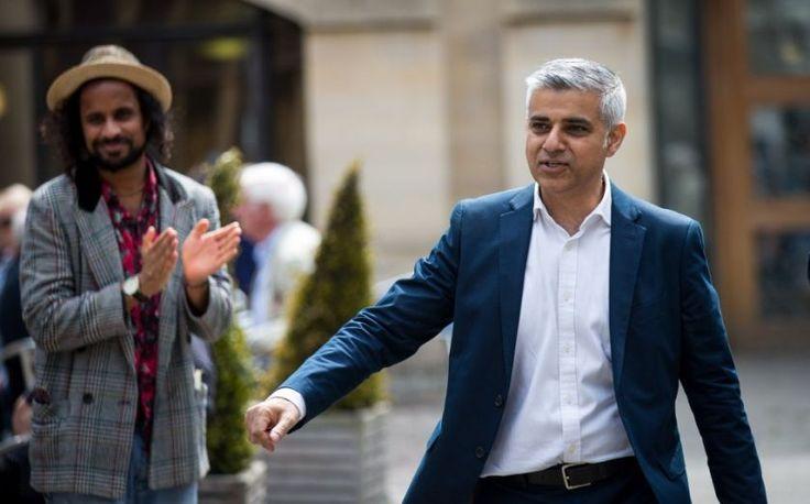 Garden Bridge in the scrap? The mayor of London, Sadiq Khan, takes his support