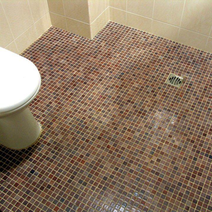 How To Fix Tiles In Bathroom Floor: 14 Best Grey Mosaic Tiles Images On Pinterest