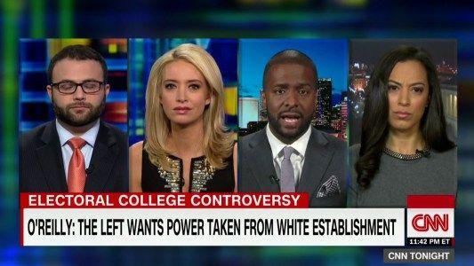 CNNs Bakari Sellers Says OReillys All About Race Comments Sound Like Apartheid South Africa #news #alternativenews