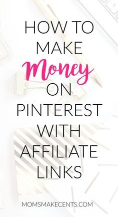 How to make money using pinterest affiliate links. In May 2016 Pinterest made changes to re-allow affiliate links. This posts shares the eight most important tips for making money on pinterest.