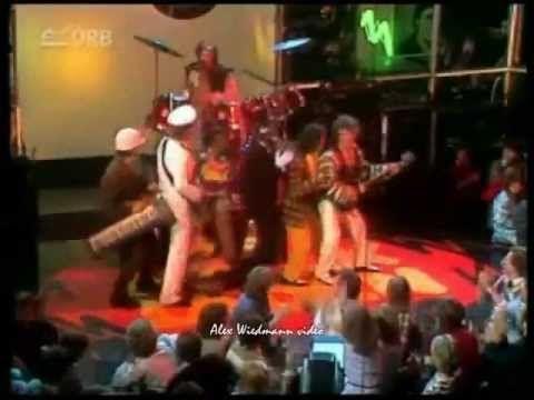 SARAGOSSA BAND - DANCE WITH THE ON 45 (LIVE) & BIG BAMBOO & ORIGINAL LON...